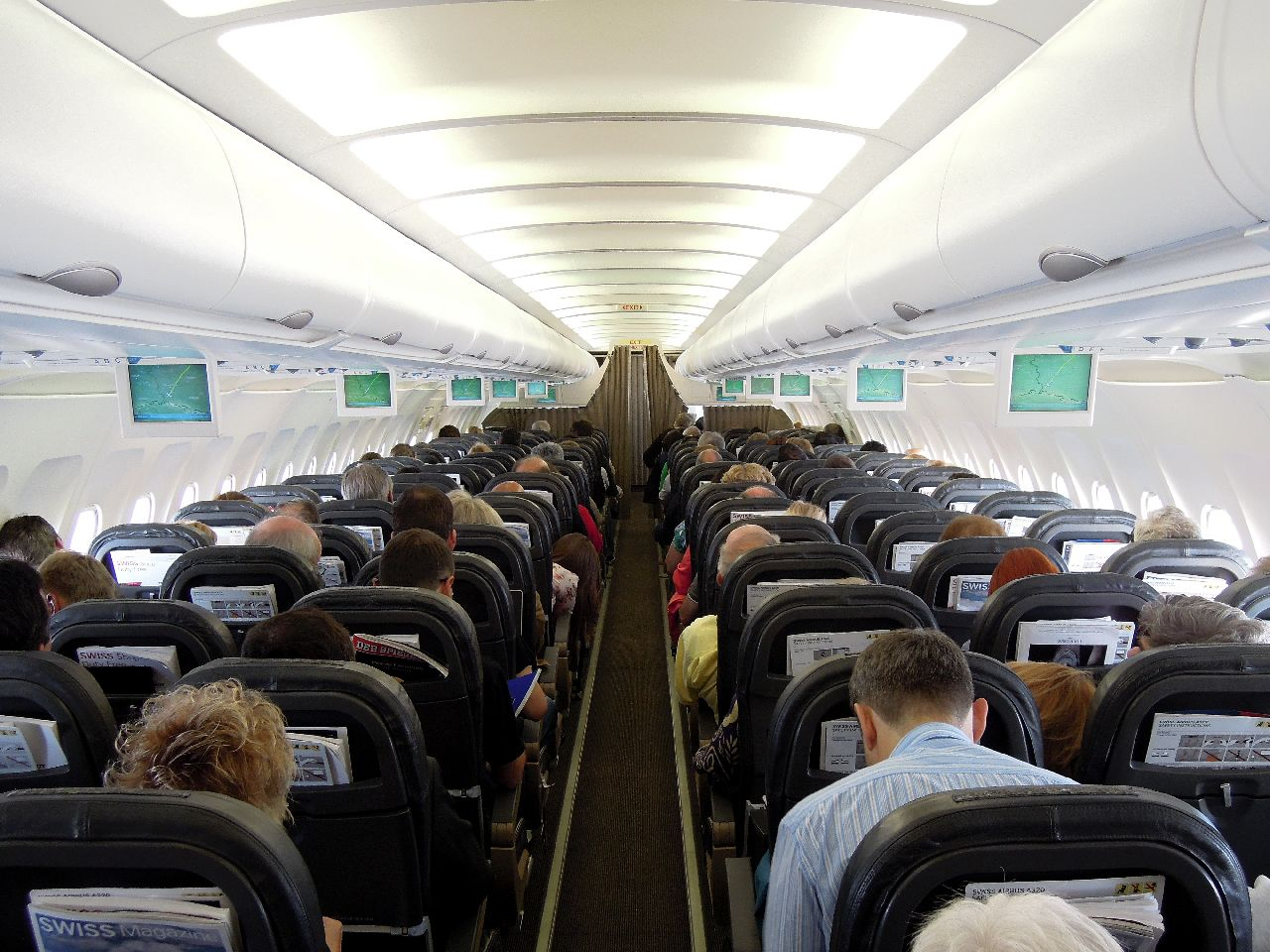 pesawat kabin