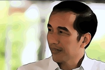 Jokowi Cartoon