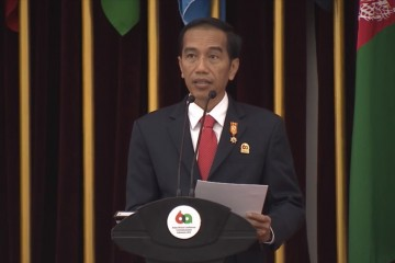 Jokowi Opening Speech