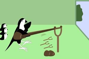 Sparrow Ketepel