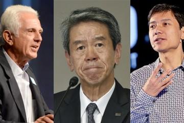 3 executives