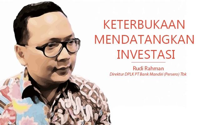 BL-Illustration_Rudi Rahman_Keterbukaan Mendatangkan Investasi
