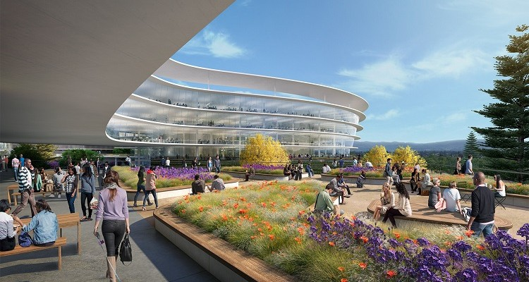 New Apple Building 3