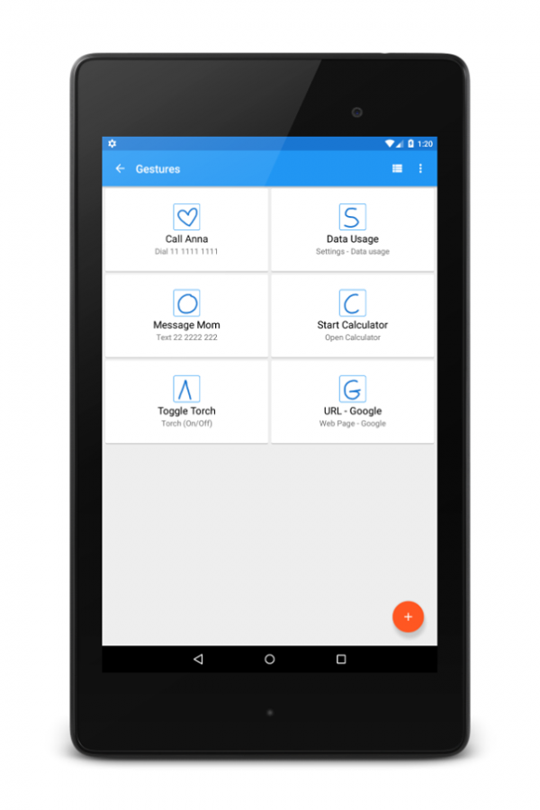 ClearView Gestures2