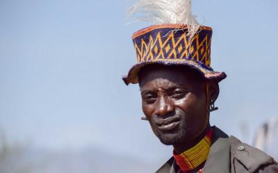 Flickr - Hat, Hamer Tribe, Ethiopia - Rod Waddington