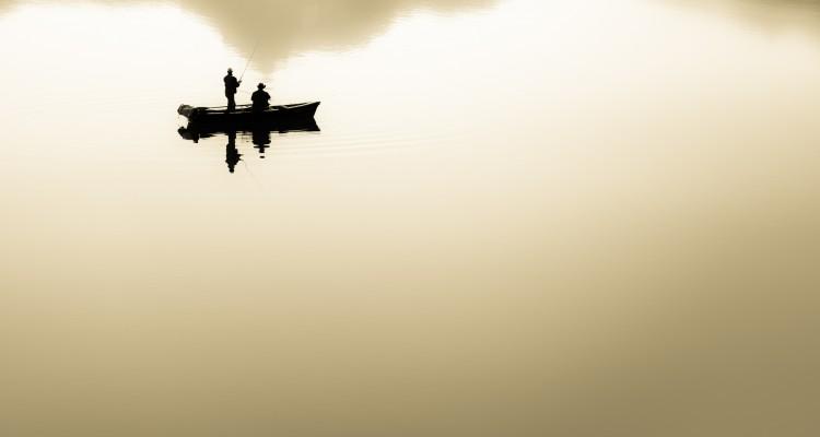 Flickr - Fishermen - Didier Baertschiger.