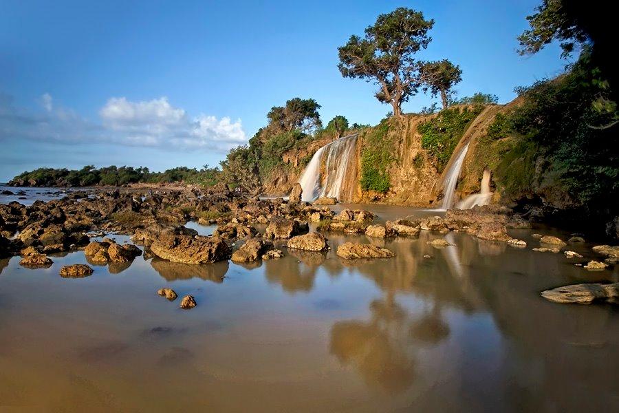 Madura-Toroan Waterfall
