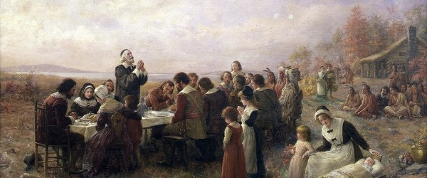 Thanksgiving-Brownscombe wikipedia