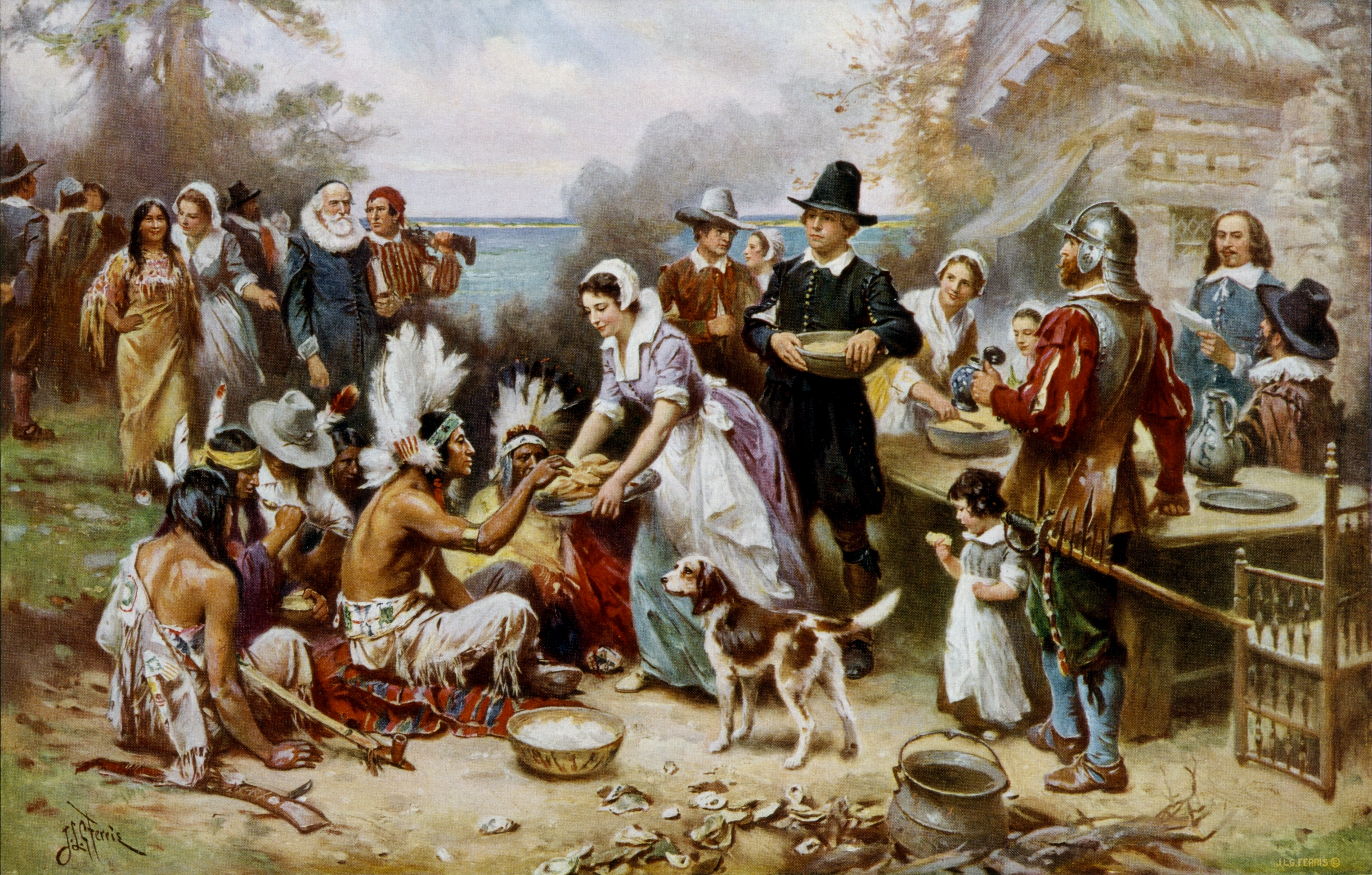 The_First_Thanksgiving_wikipedia