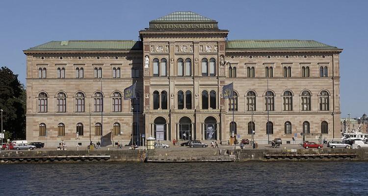 flickr -Nationalmuseum Stockholm, exteriorexteriör