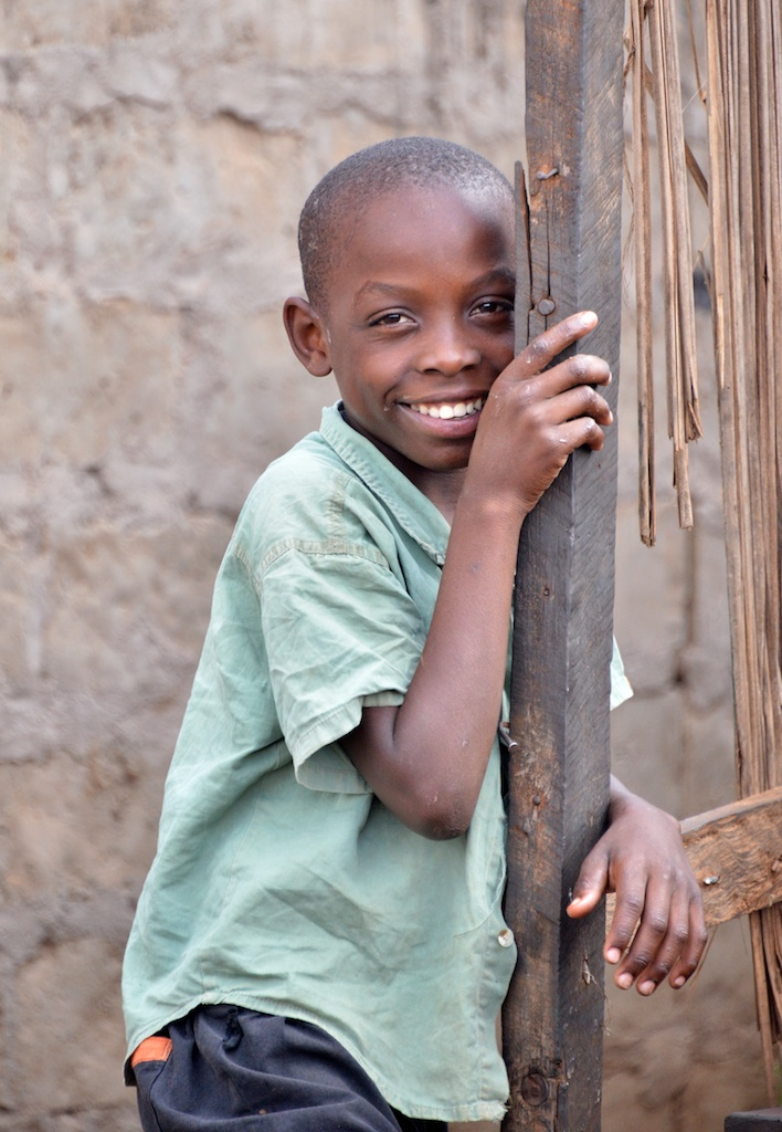 Flickr - Boy in Hoima, Uganda - Rod Waddington