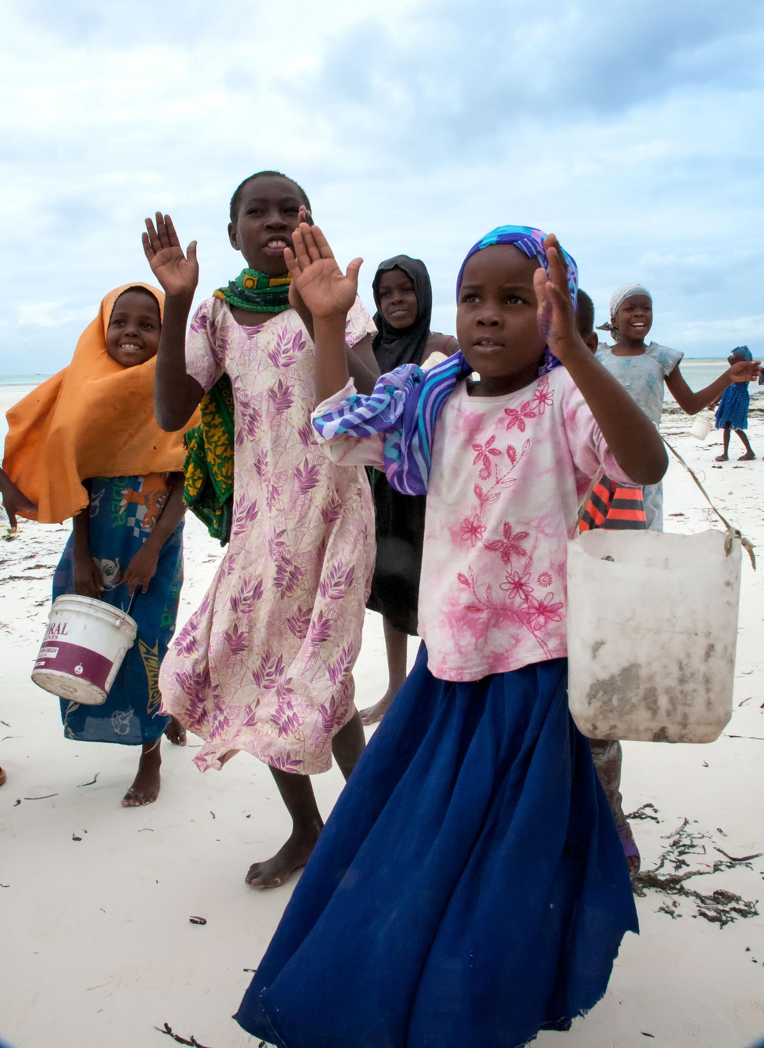 Flickr - Dancers, Zanzibar