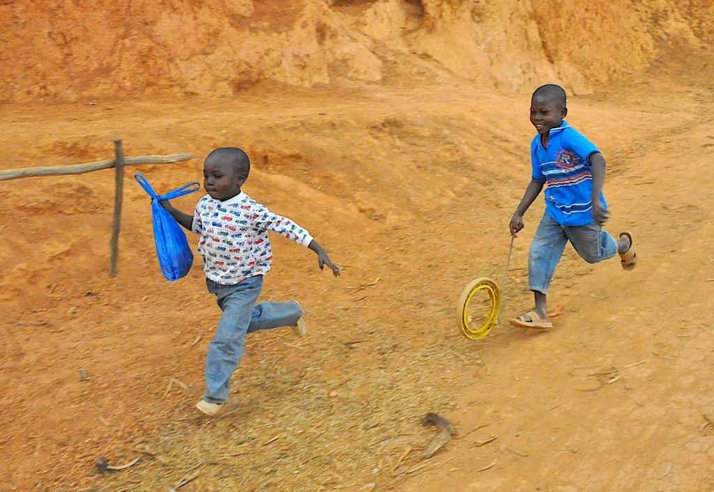 Flickr - Fast Boys, Tanzania - Rod Waddington