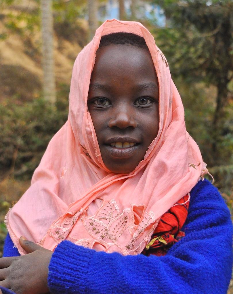 Flickr - Girl in Usumbara - Rod Waddington