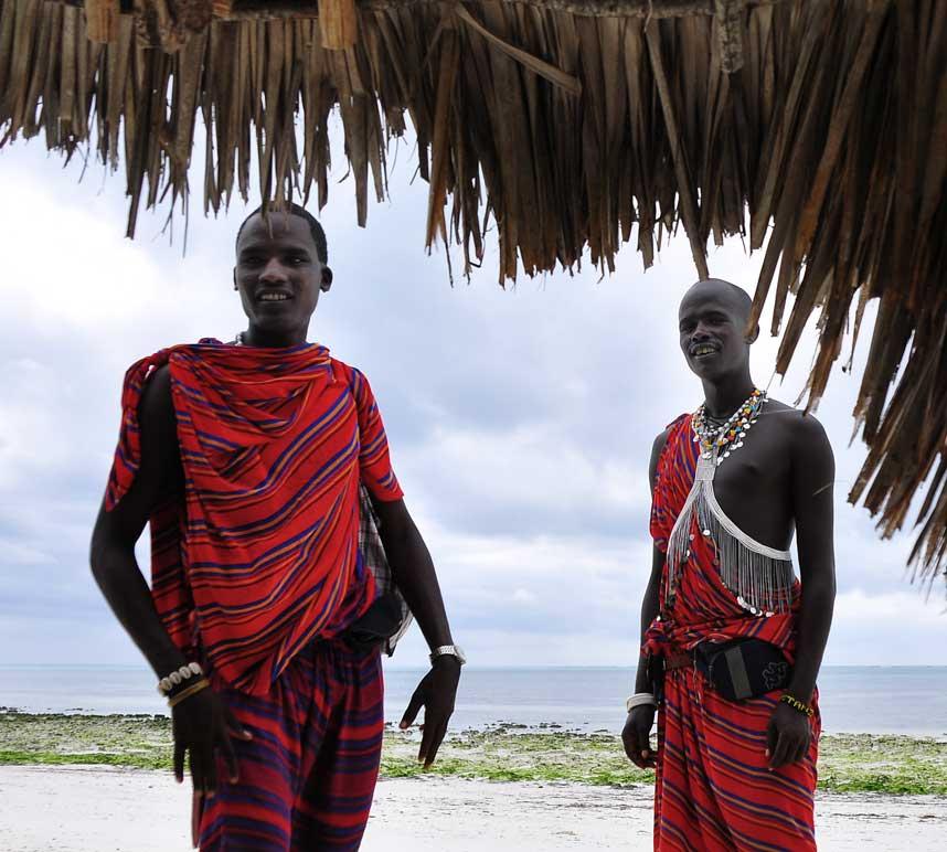 Flickr - Maasai, Zanzibar - Eod Waddington