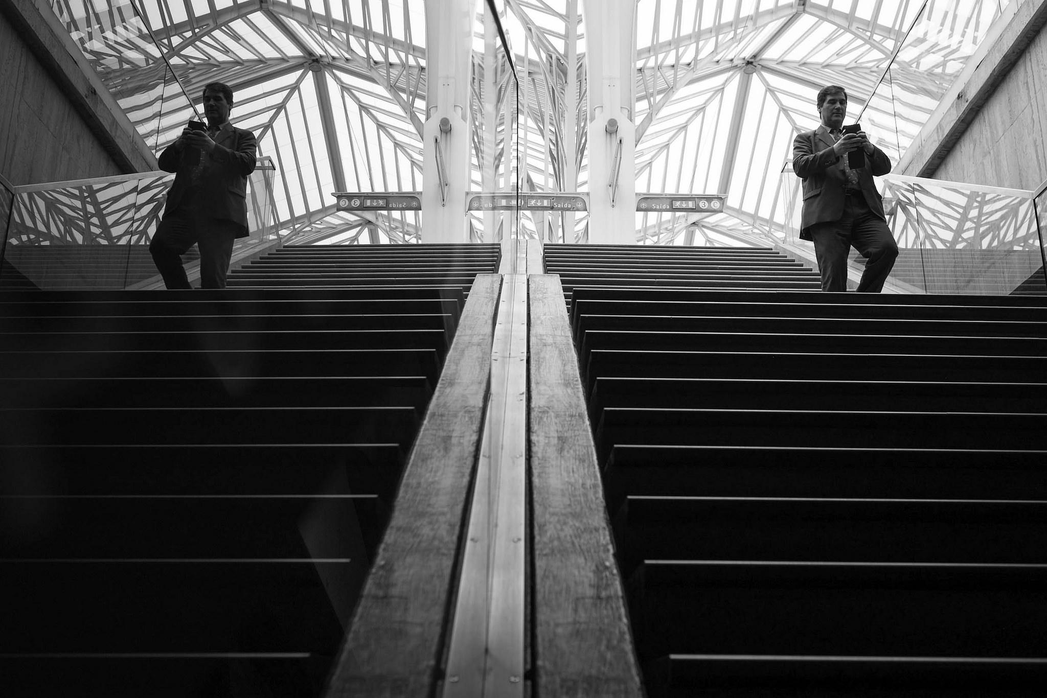 Mirror. Flickr - Matthias Uhlig.