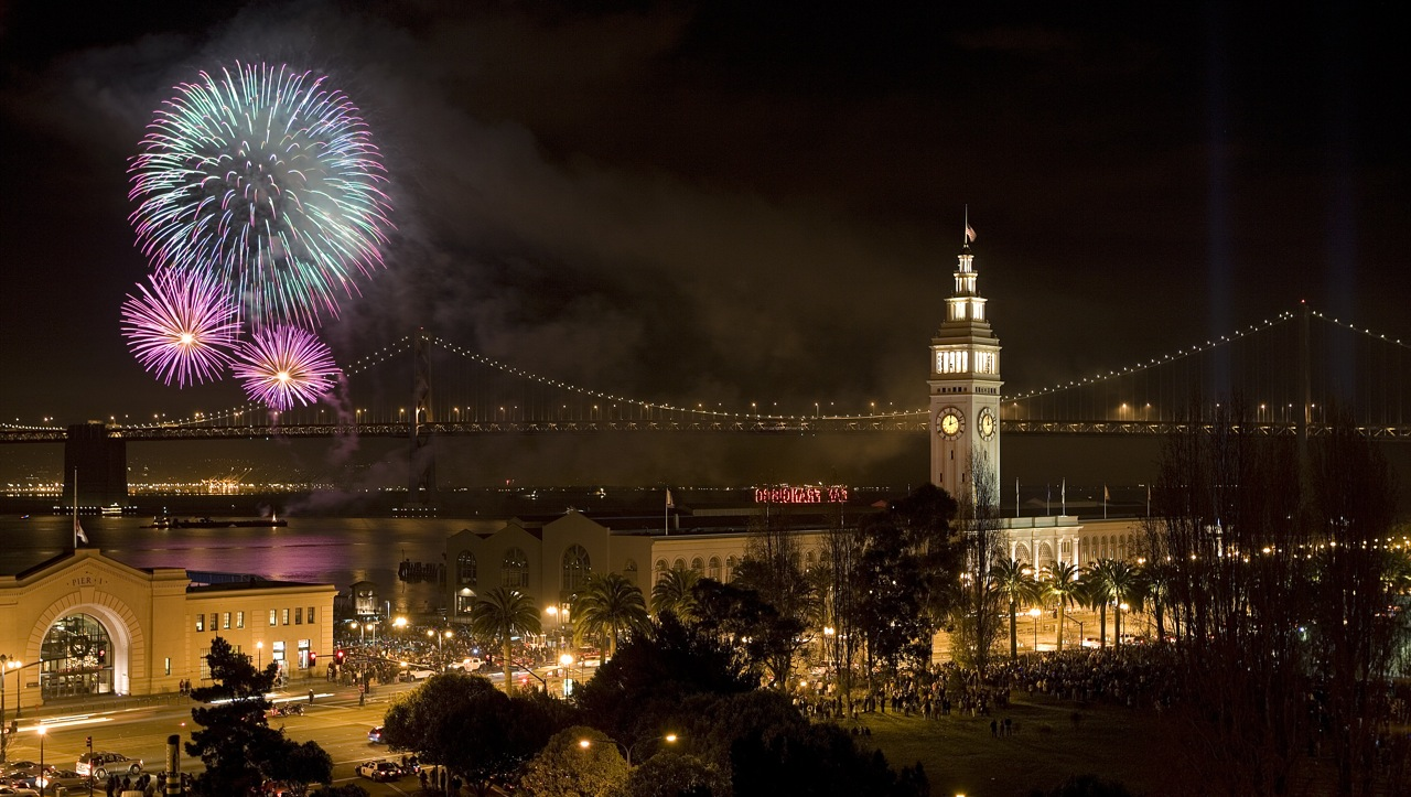 Flickr - New Year in San Francisco - Christopher Michel.