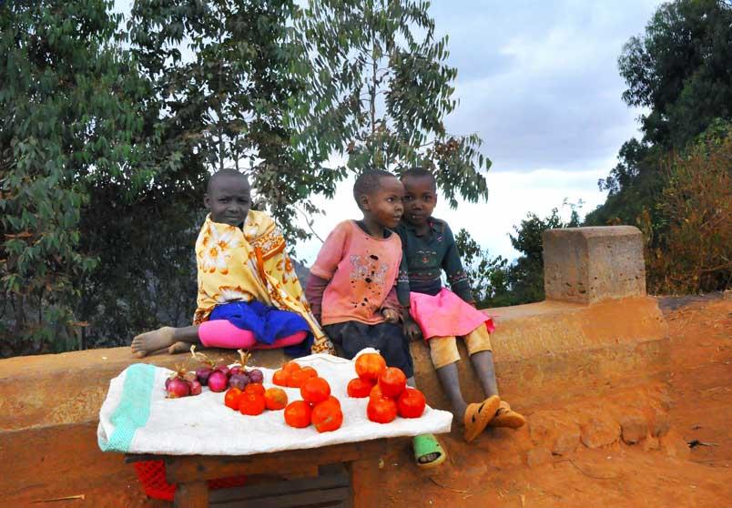 Flickr - Roadside Stall, Tanzania - Rod Waddington