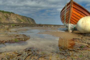 Robin Hood's Bay. Flickr - Thomas Tolkien.