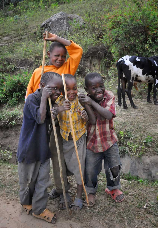 Flickr - Shepherds, Tanzania - Rod Waddington