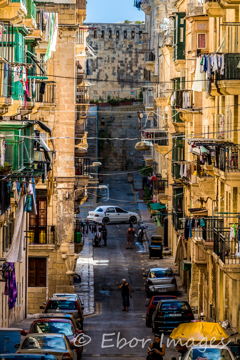 The streets of Malta are an incredible place to photograph. Full of colour and life. Flickr - Mark Bulmer.