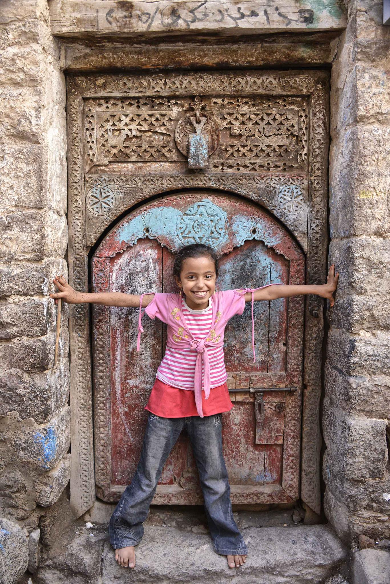 Flickr - Yaman child 1 - Rod Waddington