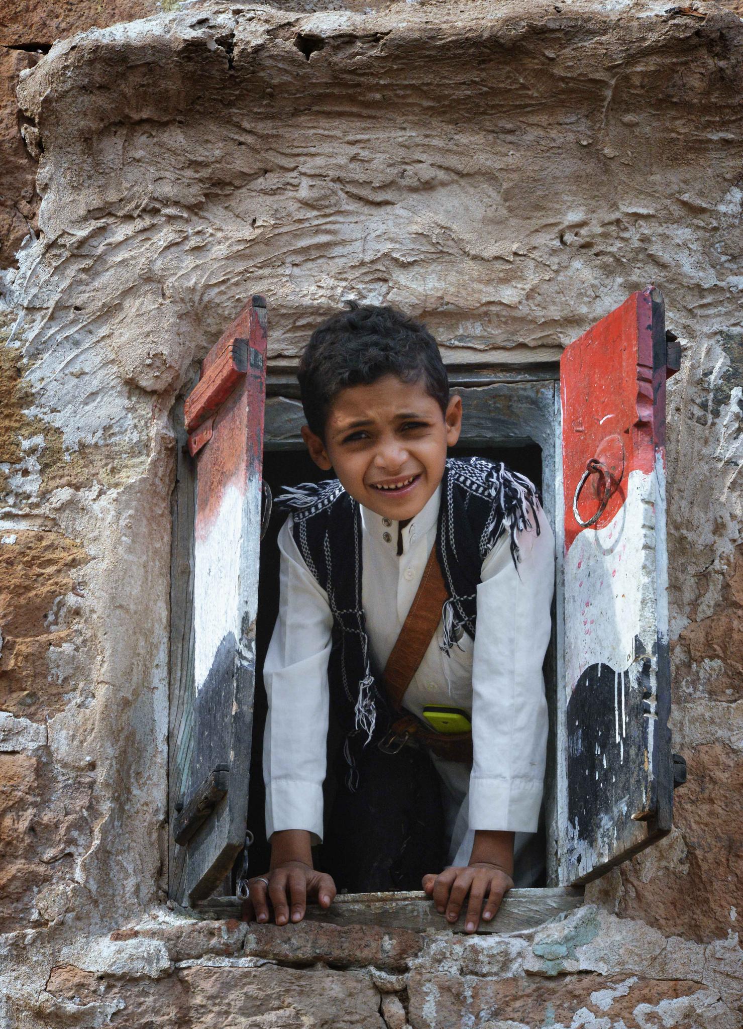 Flickr - Yaman child 4 - Rod Waddington