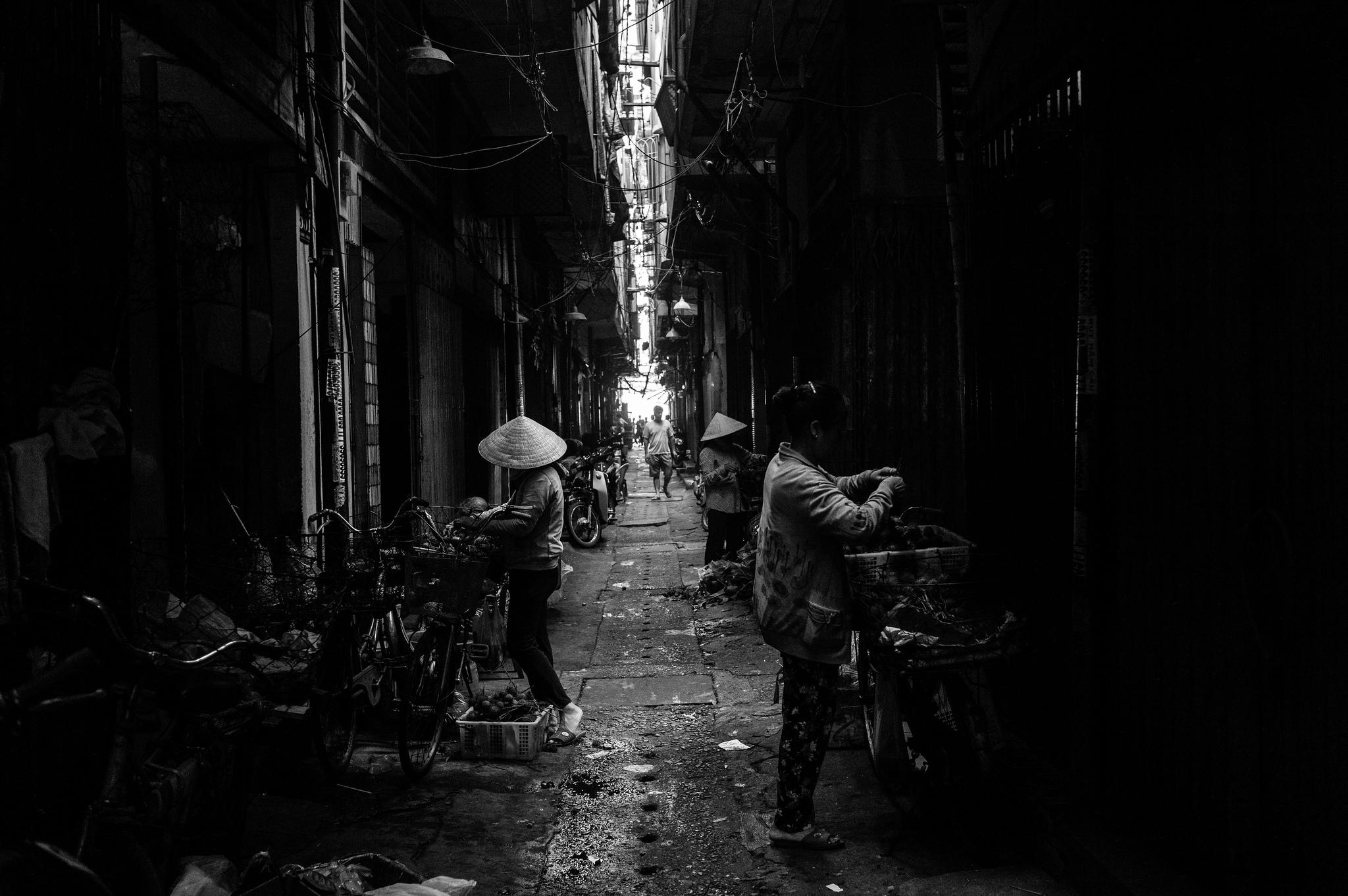Slumsaigon, vietnam. Flickr - CiaoHo.