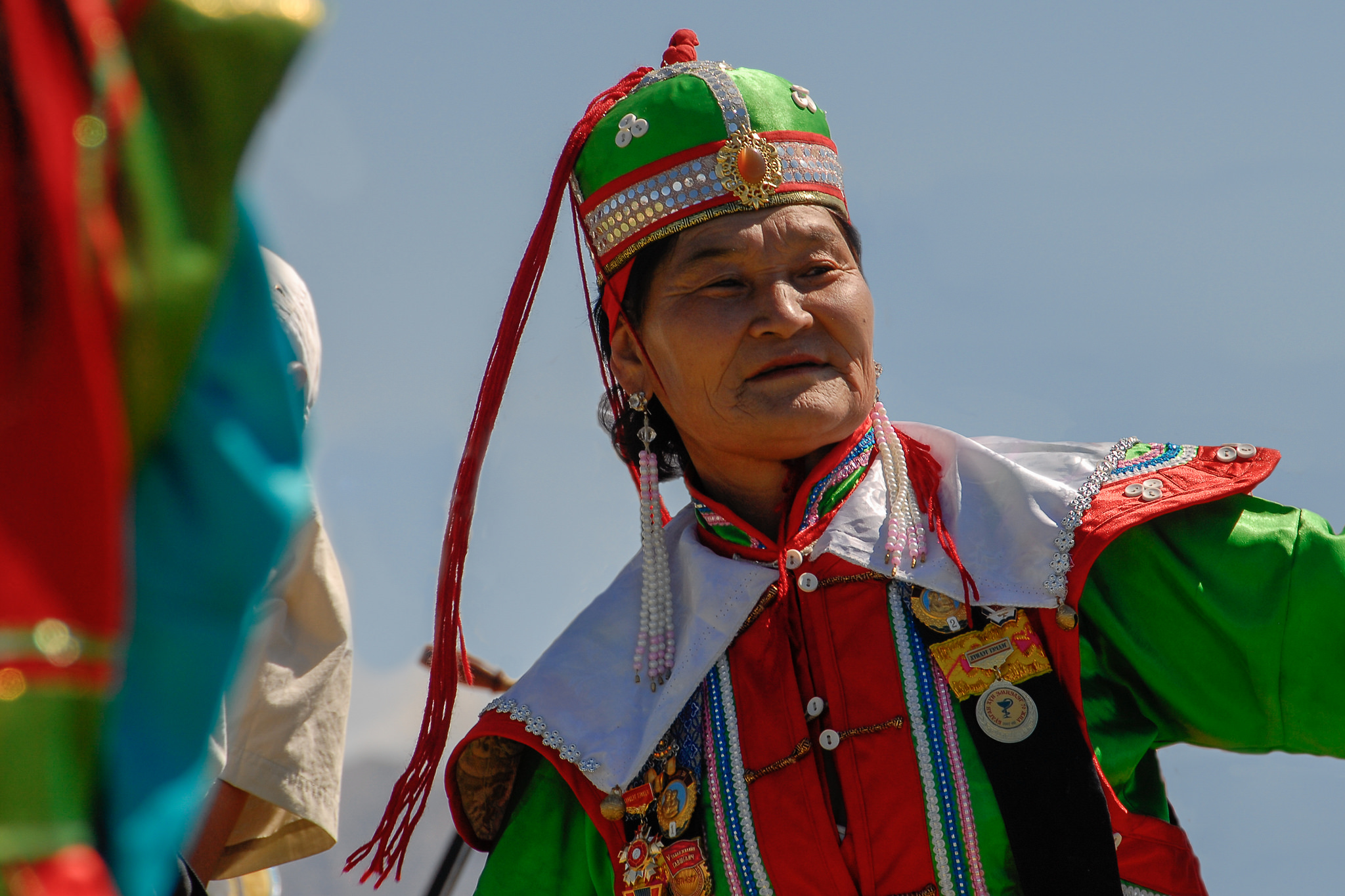 Traditional Costume. Flickr - Bernd Thaller.
