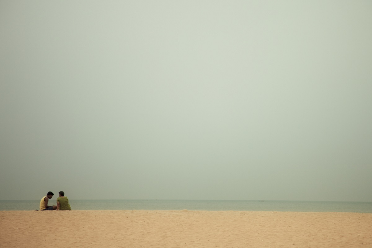 Marina Beach Chennai. Flickr - Vinoth Chandar