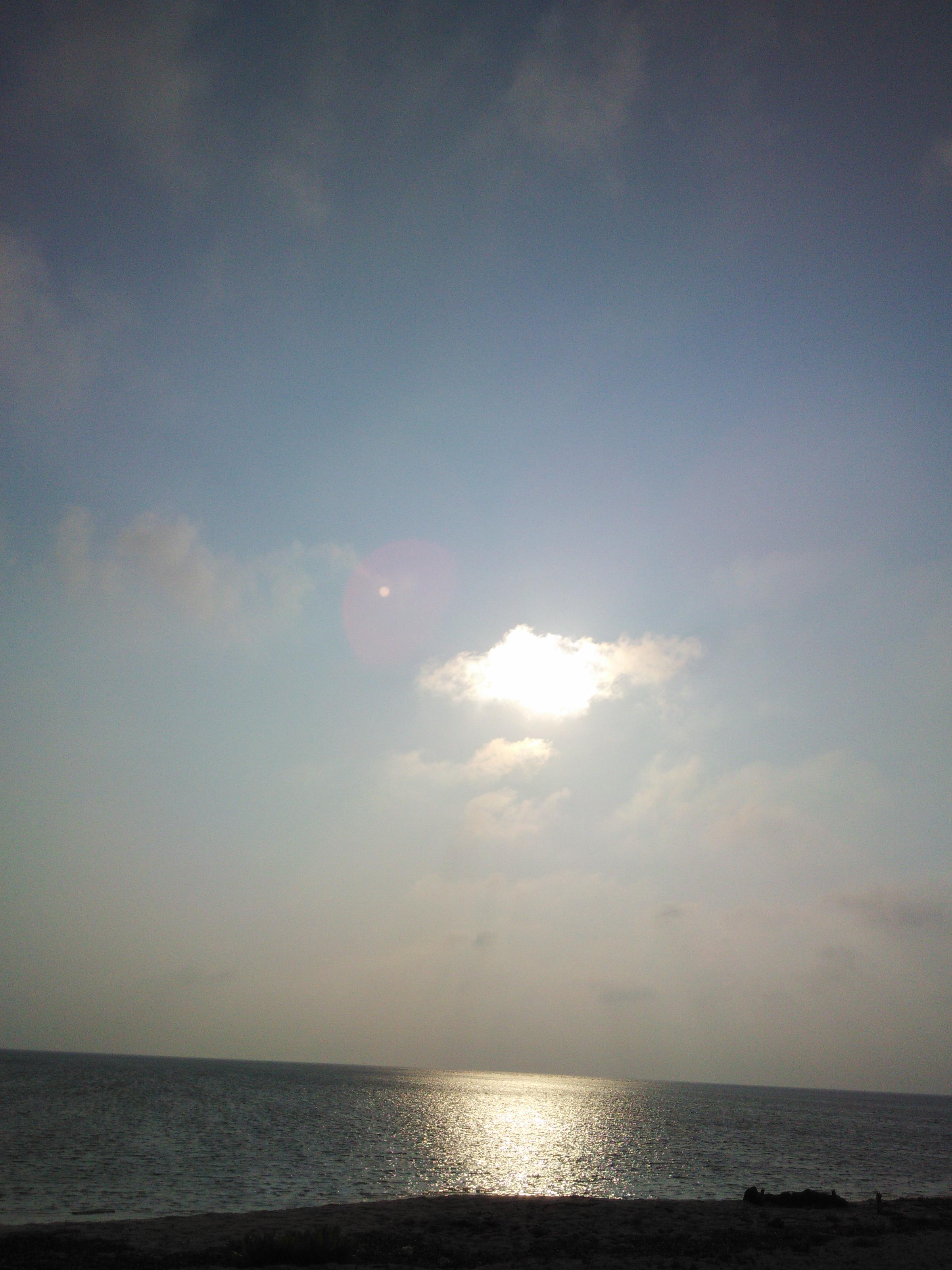 Matahari pagi 3