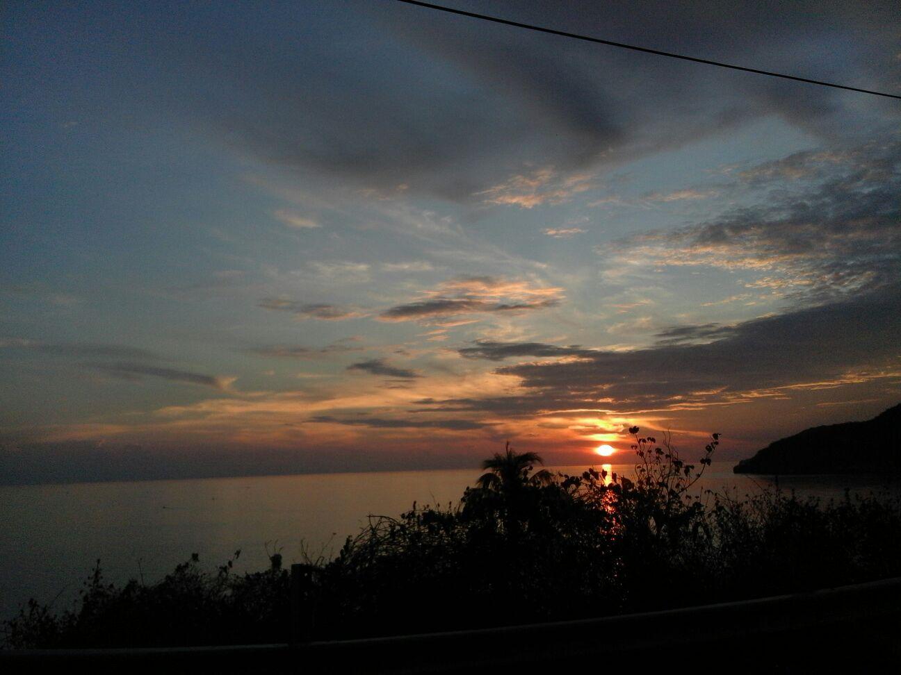 Matahari pagi 5