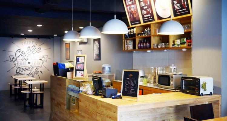 wallstreet coffee shop