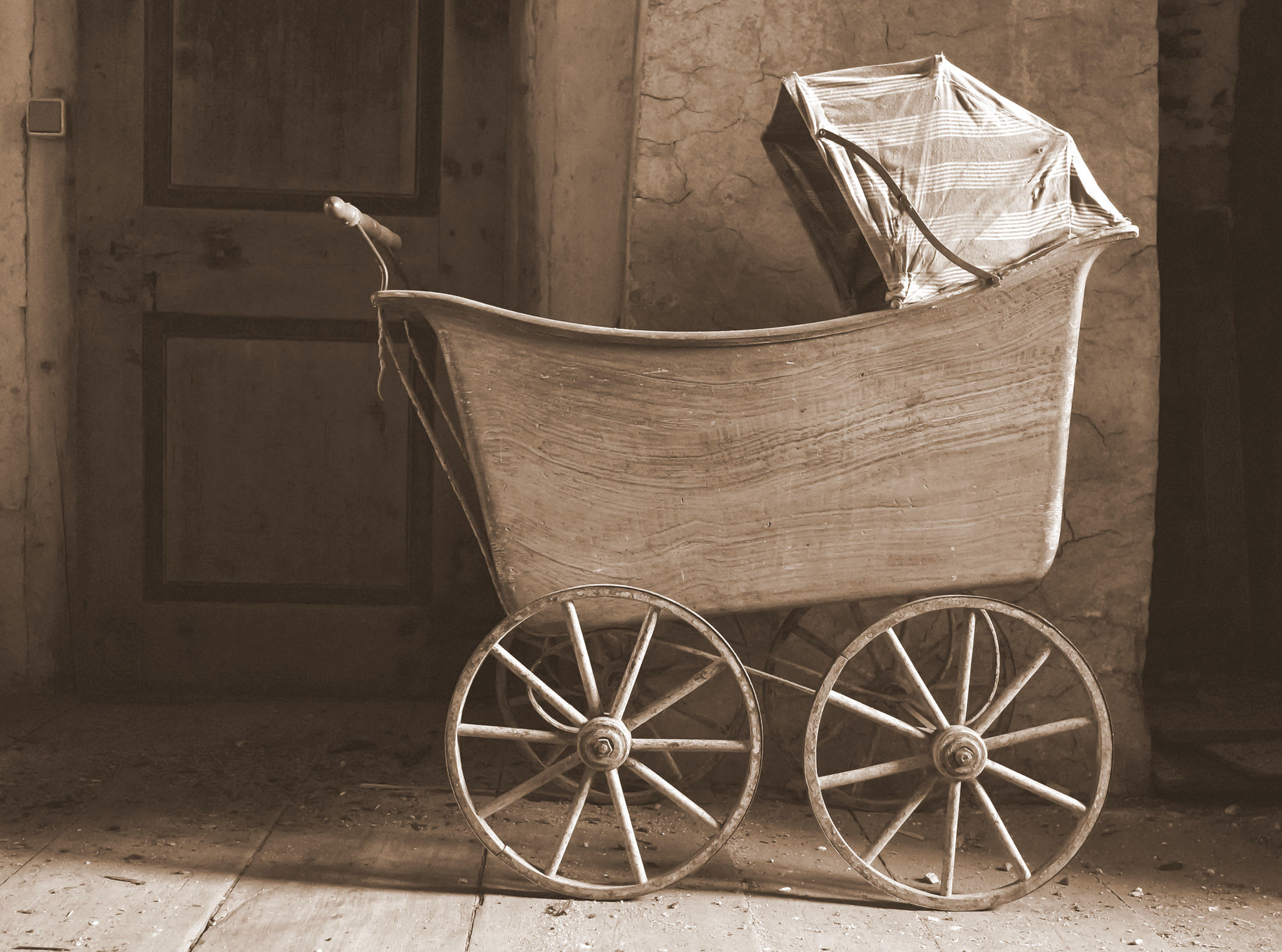 Flickr - old stroller - Anna Laura Irsara
