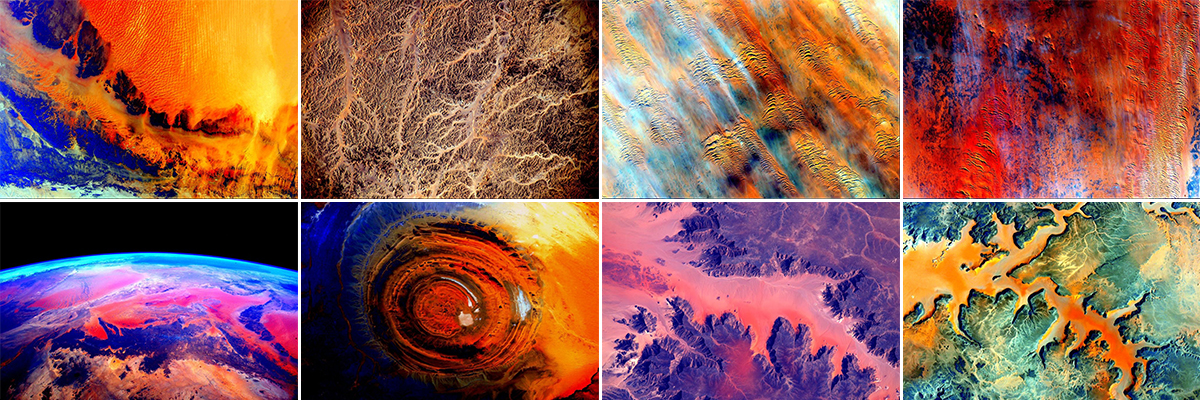 Colorful Africa - Scott Kelly