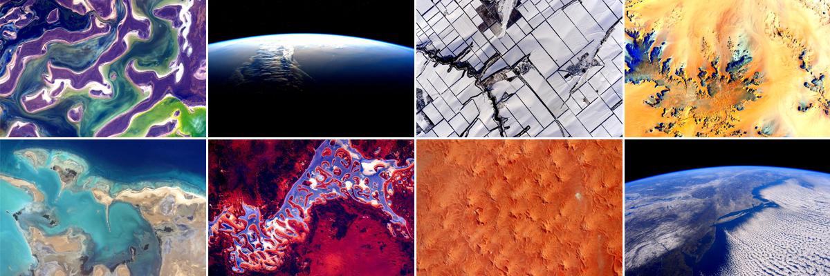 EarthArt - Scott Kelly