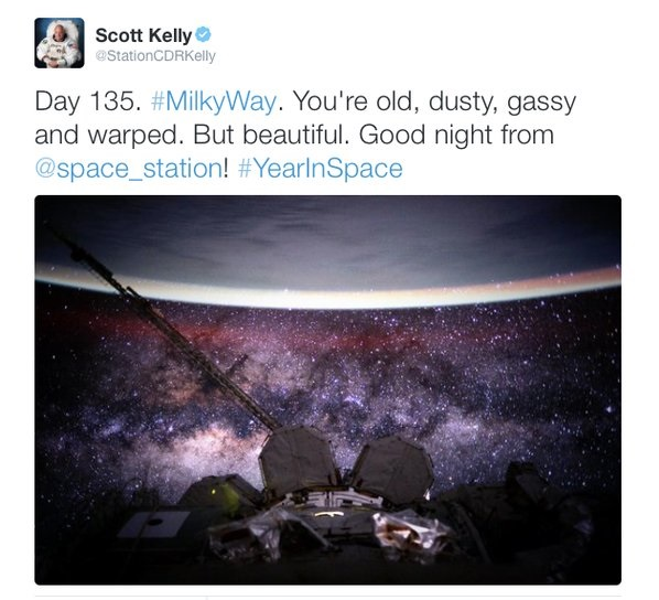 Scott Kelly Twitter 3