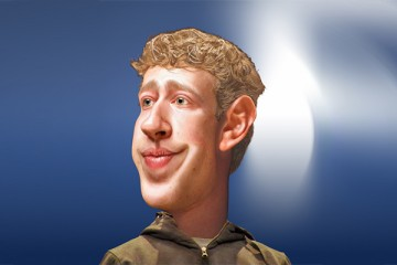 Flickr - Mark Zuckerberg - Caricature - DonkeyHotey
