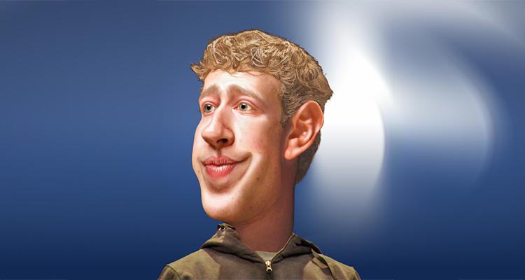 Flickr - Mark Zuckerberg - Caricature - DonkeyHotey