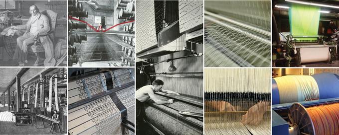 Jacquard Textile Manufacturing