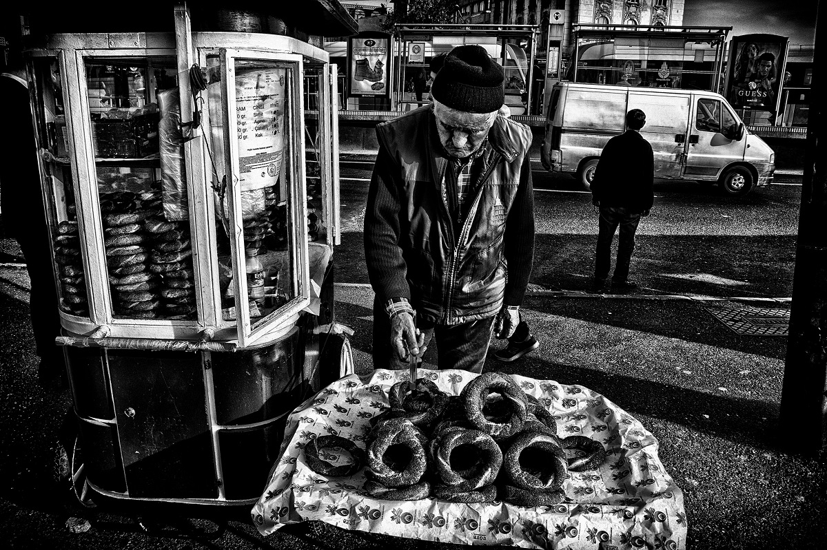 Istanbul Market. Flickr - Duncan Price.