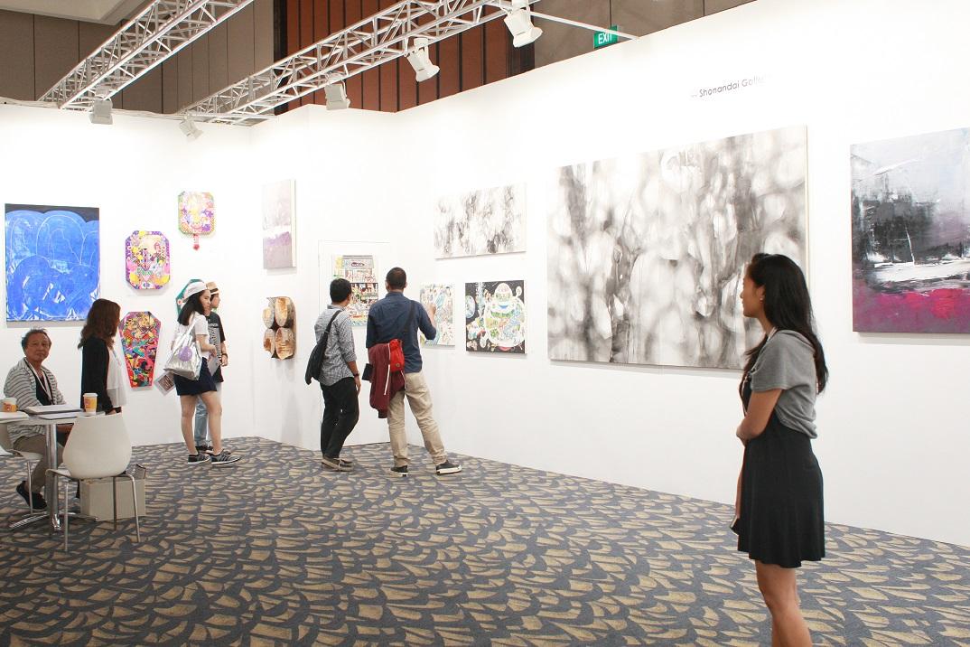 Shonandai Gallery - Art Stage Jakarta (Business Lounge Journal).