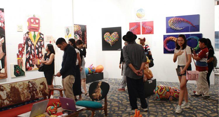 Art Porters - Art Stage Jakarta 2016 (Business Lounge Journal).