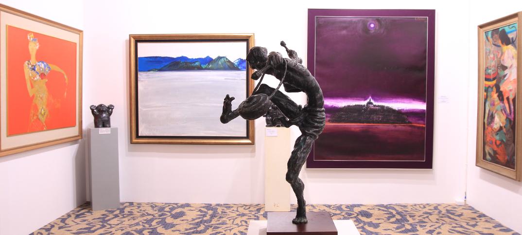 Andi's Gallery - Art Stage Jakarta