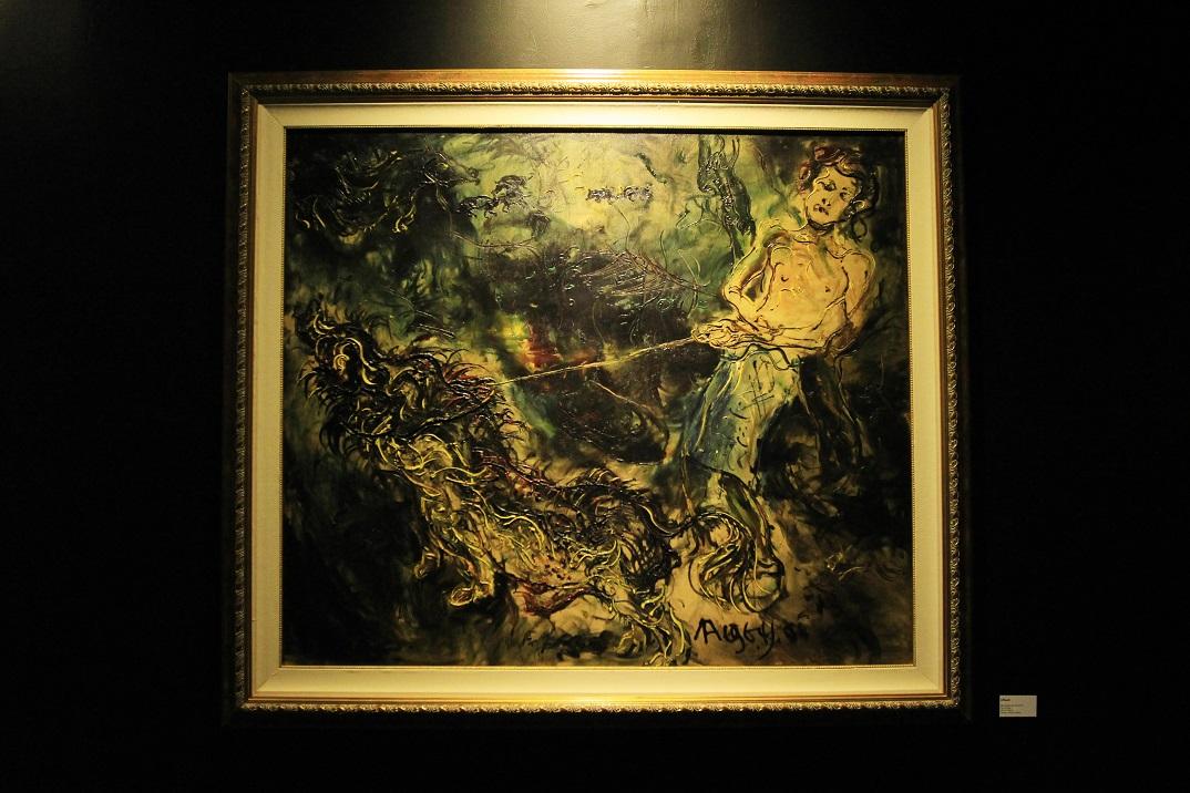 Art Stage Jakarta - Affandy