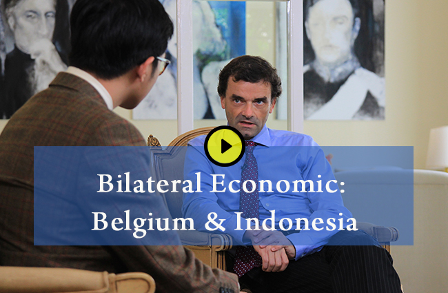 Bilateral Economic Belgium & Indonesia