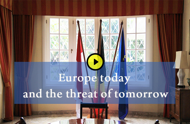 Europe today and the threat of tomorrow2