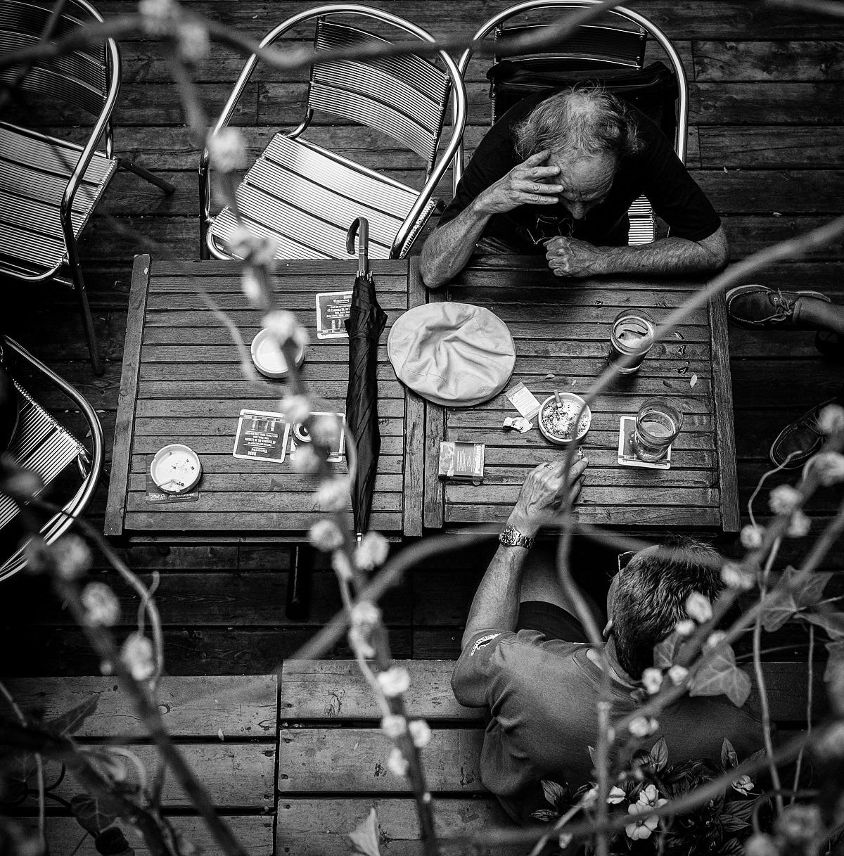 Flickr - Old Friends - John Salvino