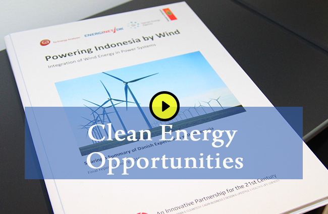 Clean Energy Opportunities