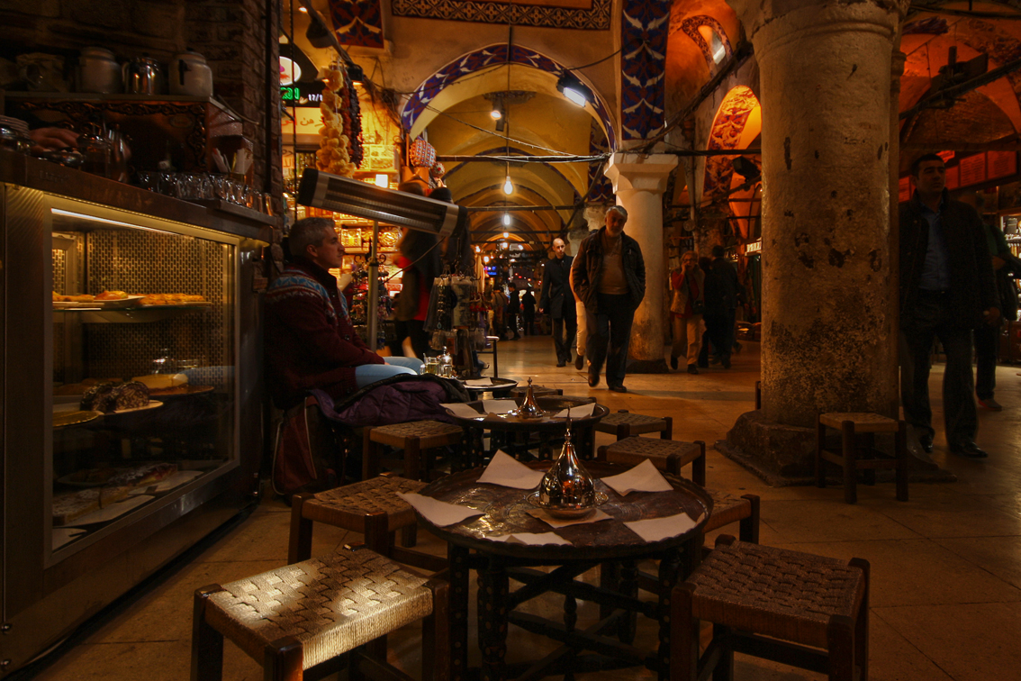 Flickr - Cafe At Grand Bazaar - Miguel Virkkunen Carvalho